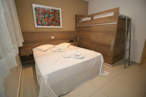 Apartamentos - Hotel da Praça em Bonito-MS